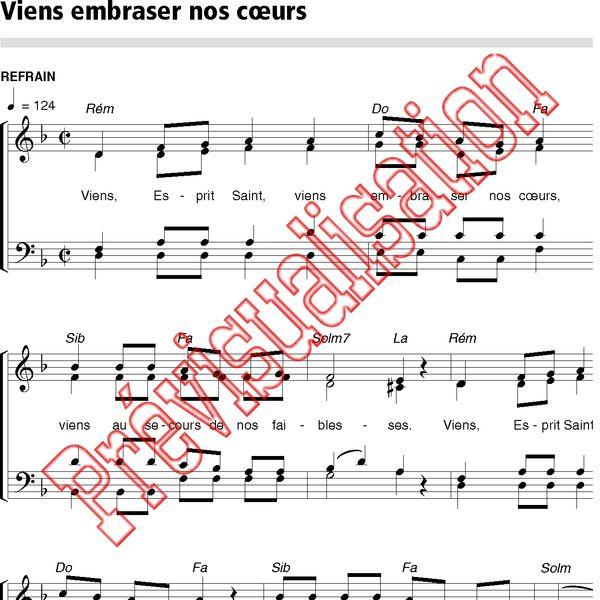 Viens embraser nos coeurs communaut de l 39 emmanuel r f for Dans nos coeurs 44