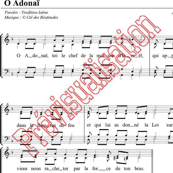chants du recueil choeurs et cantiques pdf
