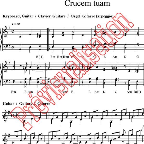 taize sheet music - People.davidjoel.co